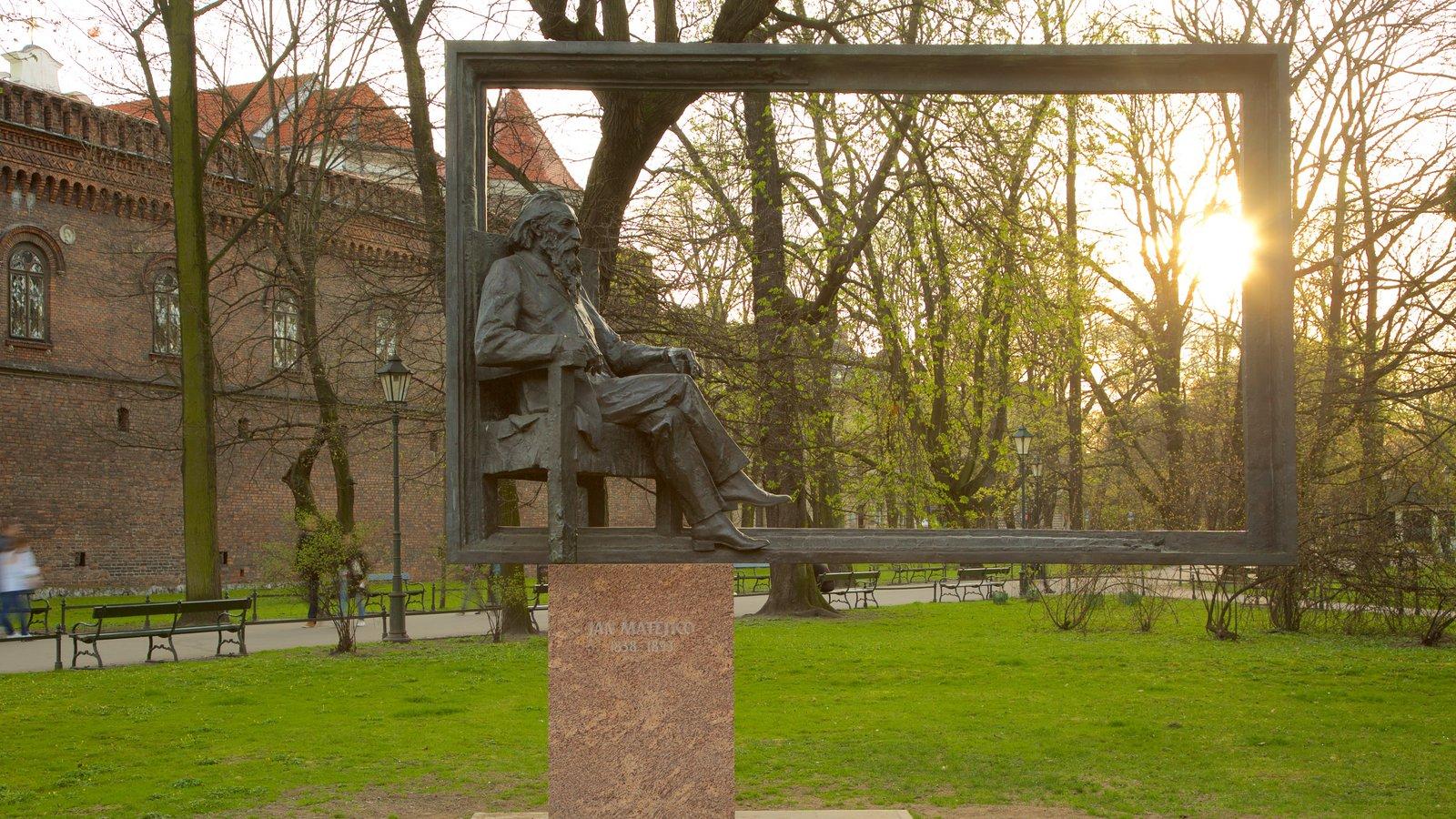 avrupa rüyası krakow Planty Park