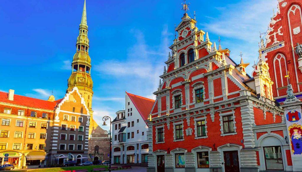 letonya başkent riga