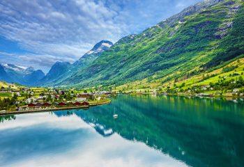 Norveç Fiyortları Kaupanger'de Yapılacak En İyi 3 Şey