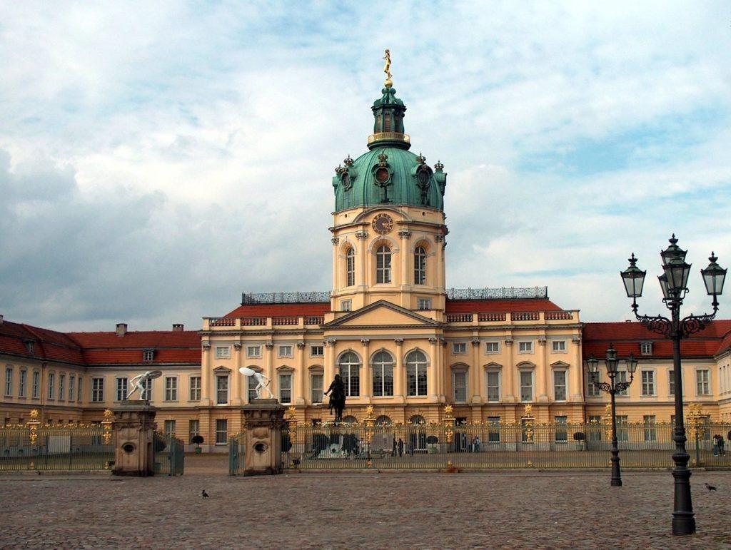avrupa rüyası berlin Charlottenburg