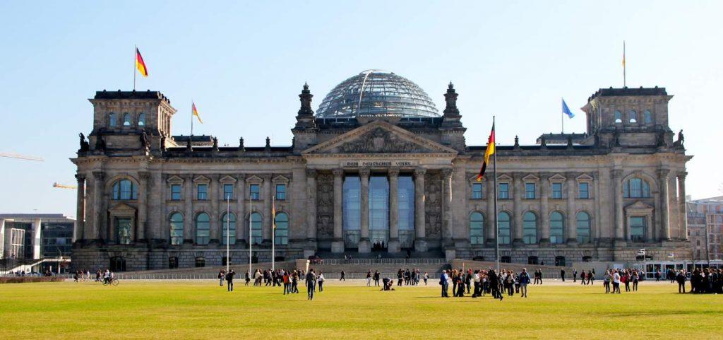 avrupa rüyası berlin Reichstag