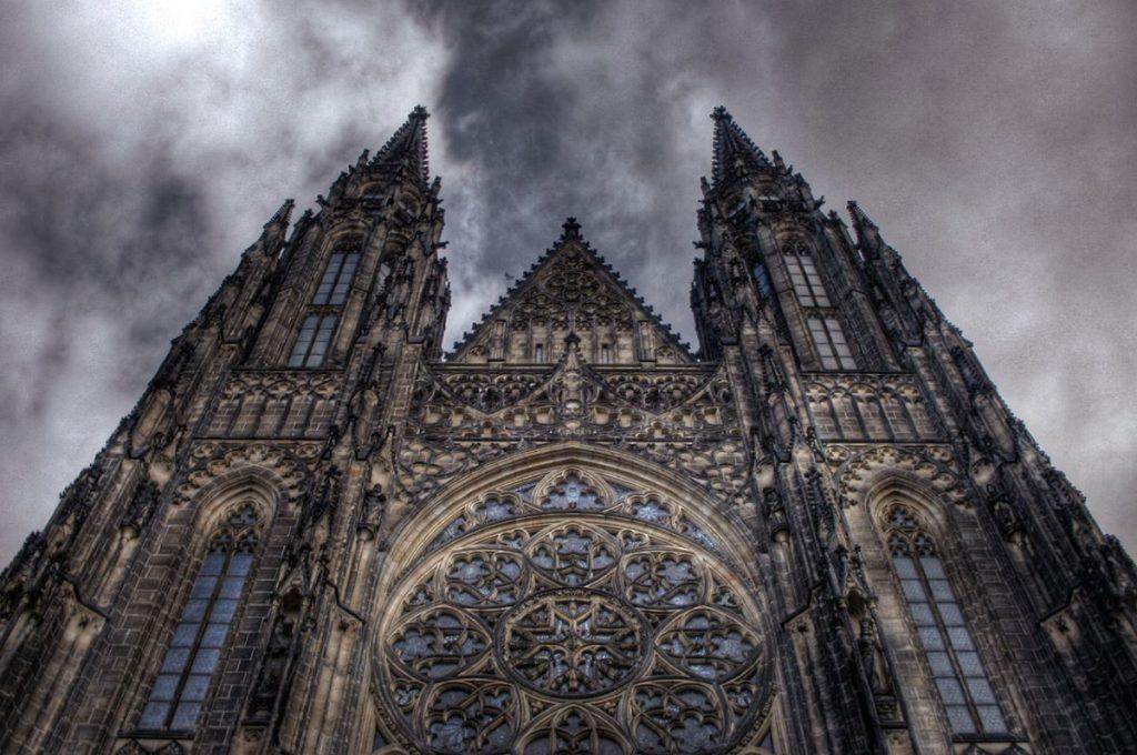 avrupa rüyası prag aziz vitus katedrali
