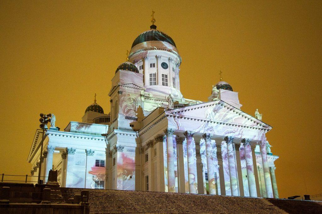 avrupa rüyası helsinki katedrali