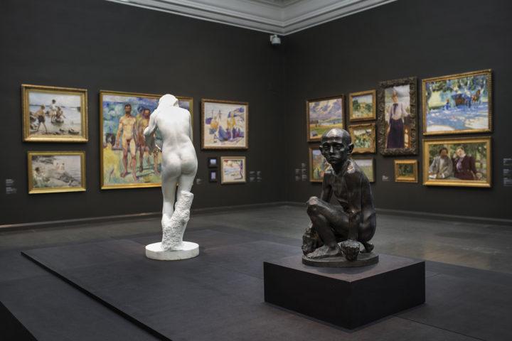 avrupa rüyası finlandiya ulusal galeri