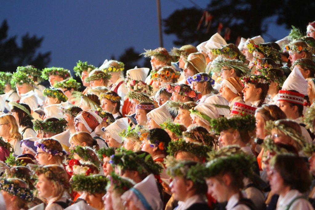 avrupa rüyası letonya festivaller