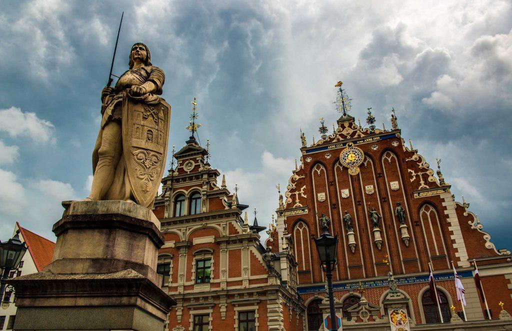 Letonya Riga gezilecek yerler