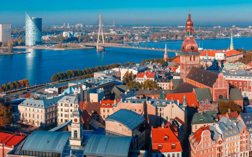 avrupa rüyası letonya ulaşım rehberi