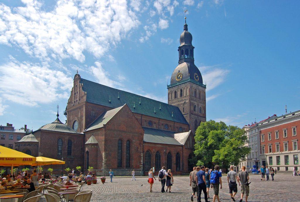 avrupa rüyası riga katedrali