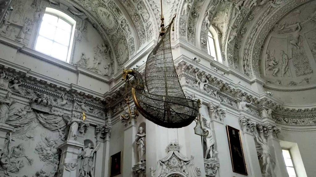 avrupa rüyası vilnius aziz peter kilisesi