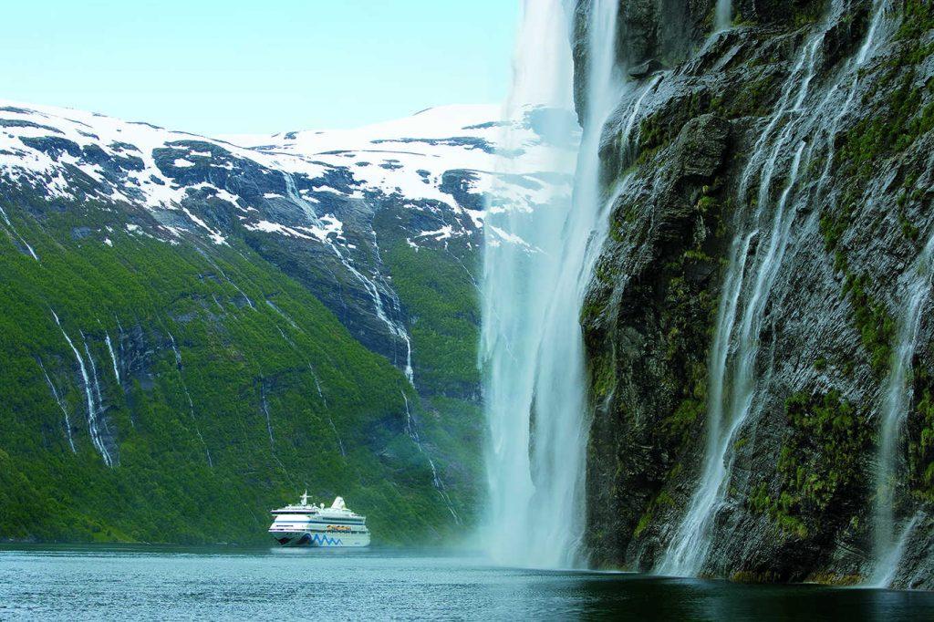 avrupa rüyası norveç fiyortları gemi yolculuğu