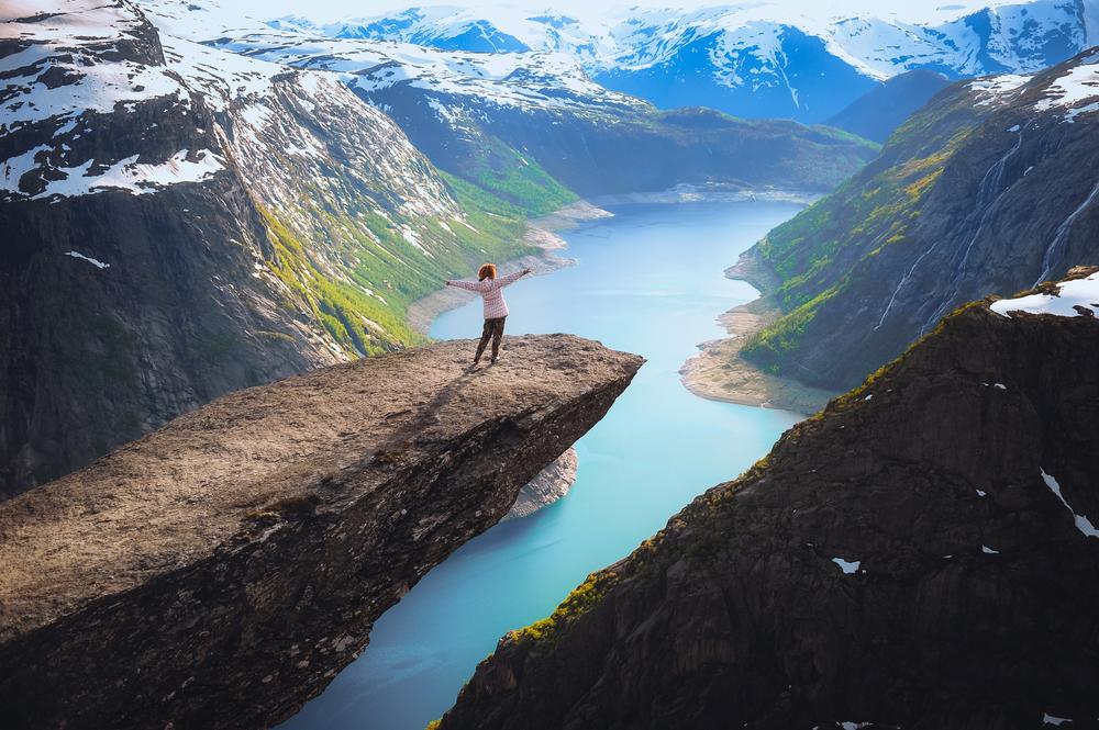 avrupa rüyası kuzey avrupa turu norveç fiyortları