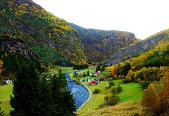 Norveç'in Flam Köyü'nde Yapılacak En İyi 4 Şey