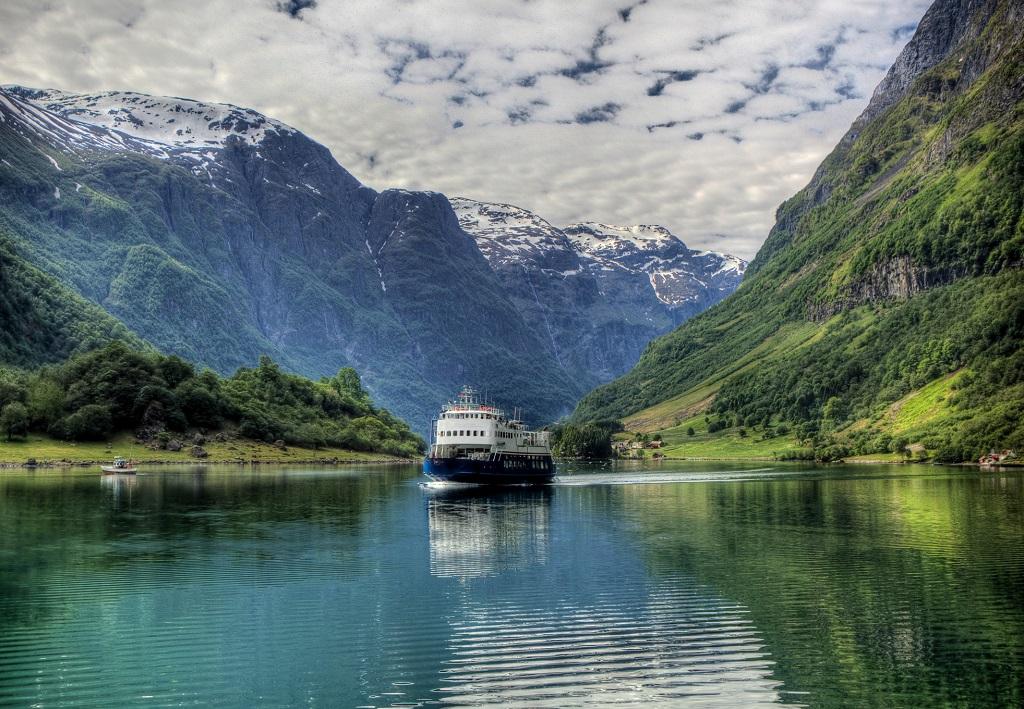 avrupa rüyası norveç flam Nærøyfjord