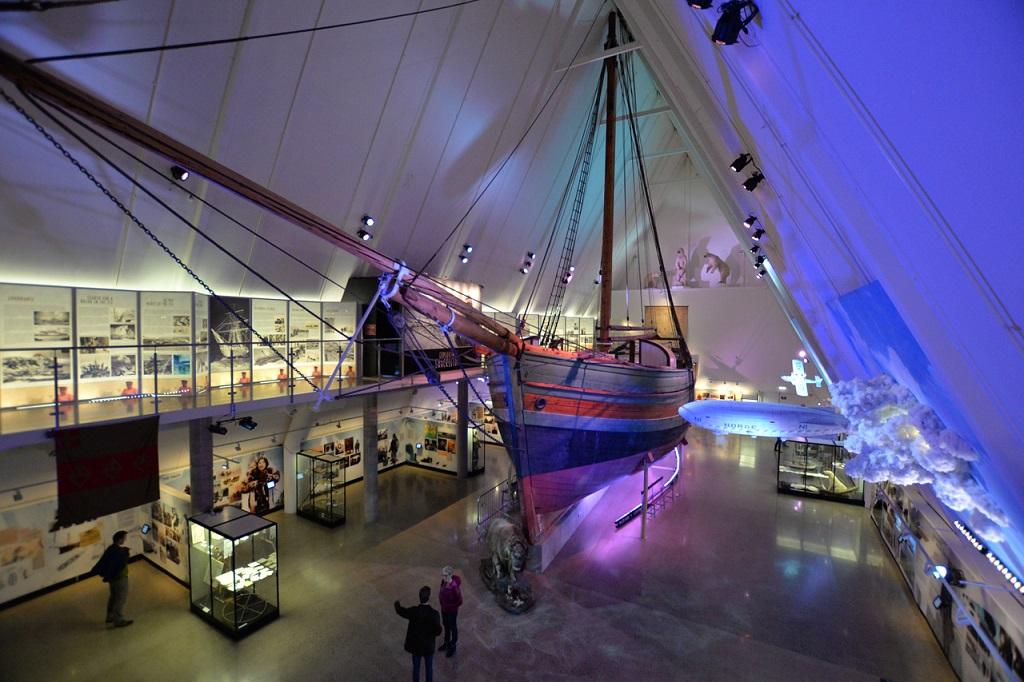 avrupa rüyası norveç oslo fram müzesi