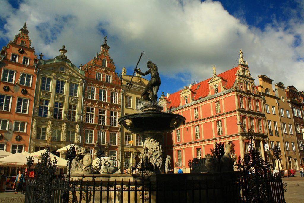 avrupa rüyası gdansk old town