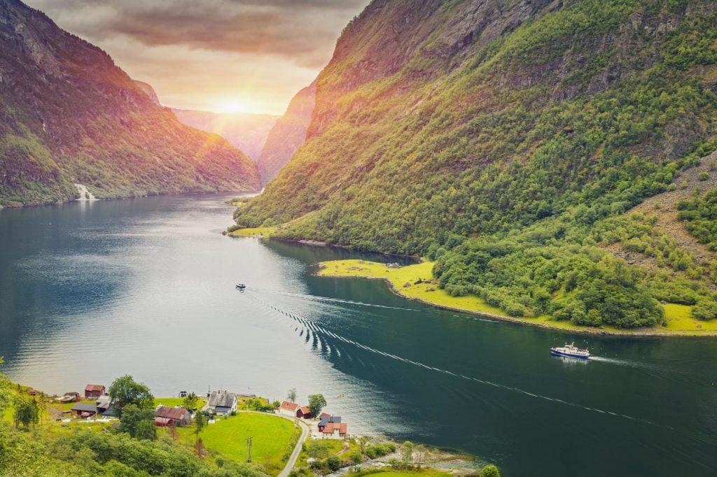 avrupa rüyası norveç fiyortları