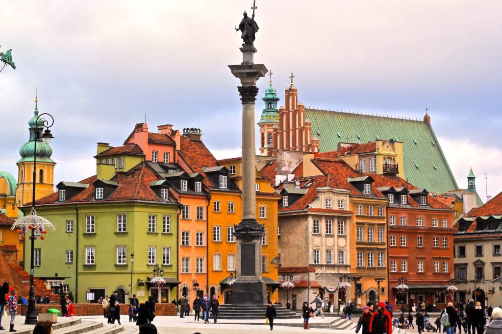avrupa rüyası polonya krakow old town