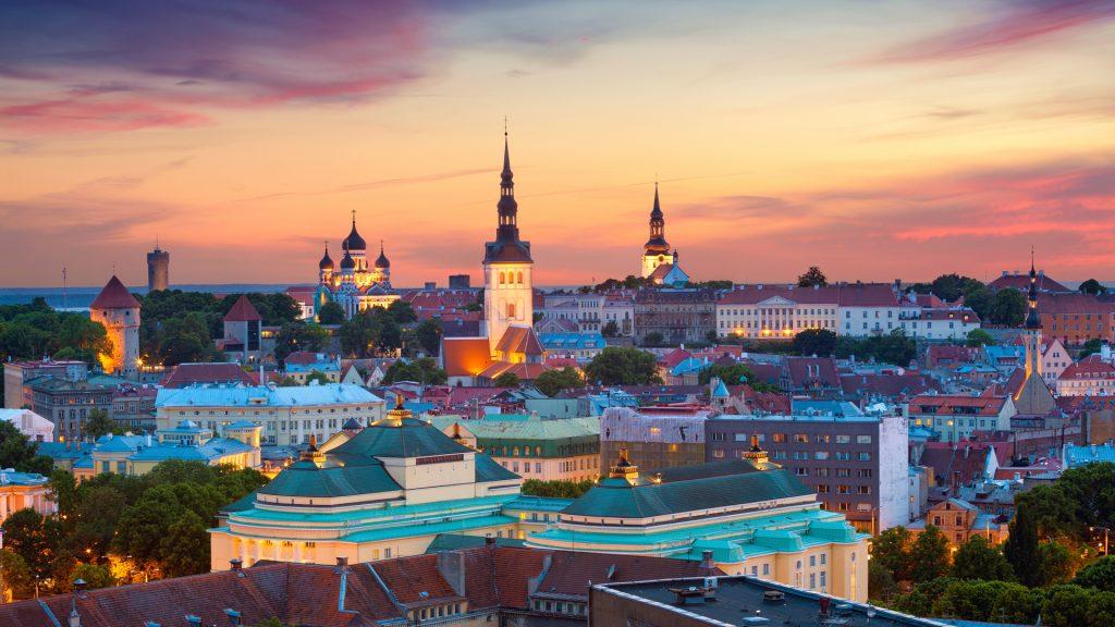 baltık ülkeleri estonya