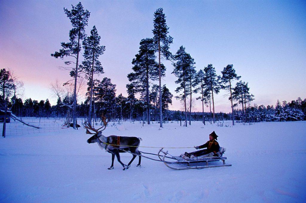 kuzey avrupa kış sporları