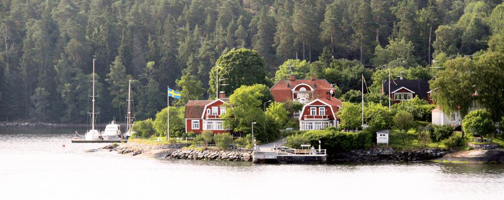 İsveç Värmdö