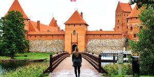 Trakai'de Gezilecek Yerler
