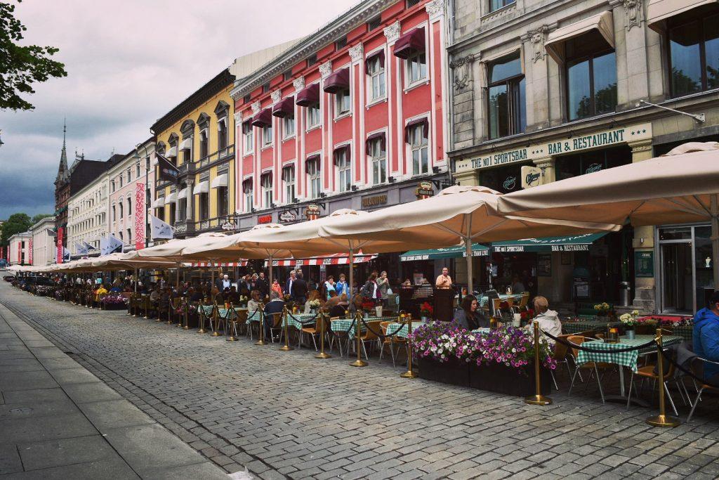 norveç restoranlar