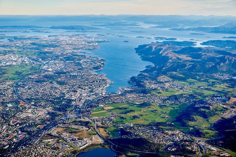Stavanger'de Gezilecek Yerler