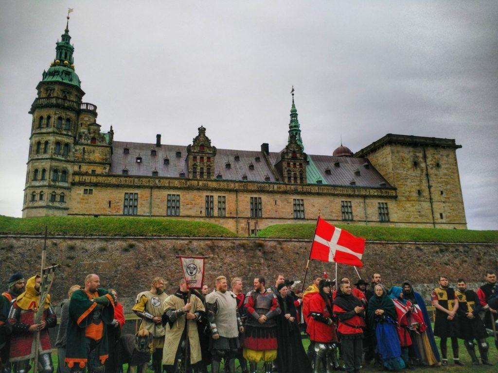 Danimarka Kronborg Kalesi