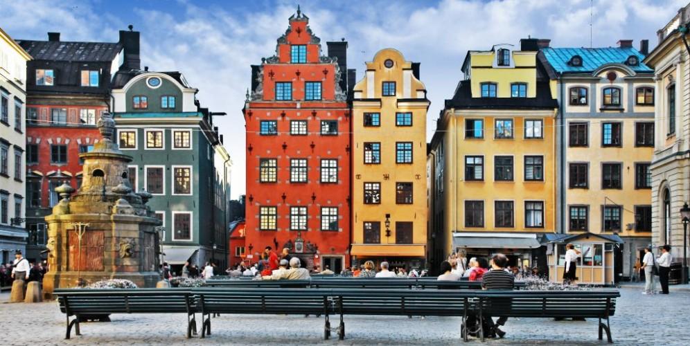 isveç stockholm