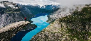 Fotoğraf Tutkunlarına Norveç Tepelerinin Ucunda 4 Popüler Nokta